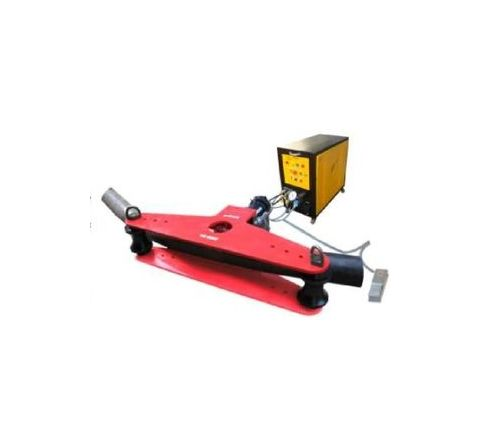 Inder Hydraulic Motorised Pipe bender with HF Without Formers P-212B by Inder