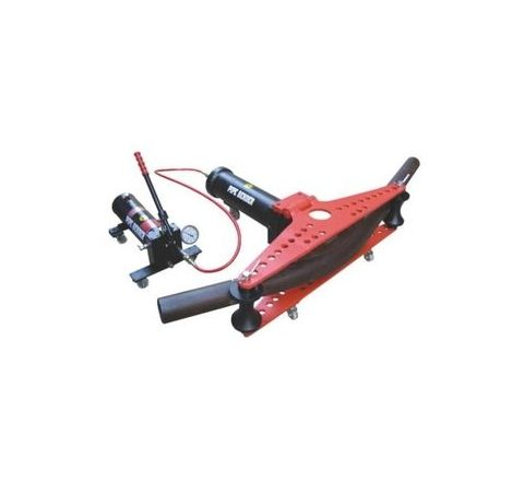 Inder Pipe Bender with Separate Pump Without Formers(Sch.40) P-223A by Inder