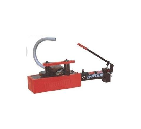 Inder Pipe Bender with Double Frame Open Bending w/o Formers P-224A by Inder