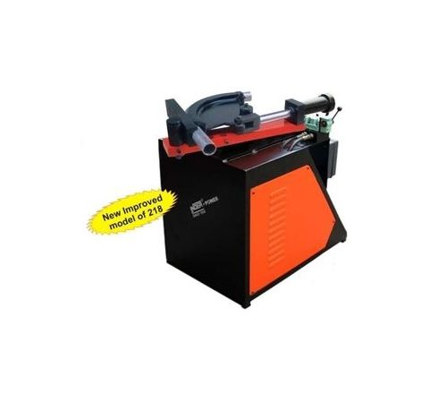 Inder Motorised Compact Pipe Bender Open Frame Metric formers P-282A by Inder