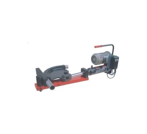 Inder Motorised Pipe Bender with Open Frame Without Formers P-218A by Inder