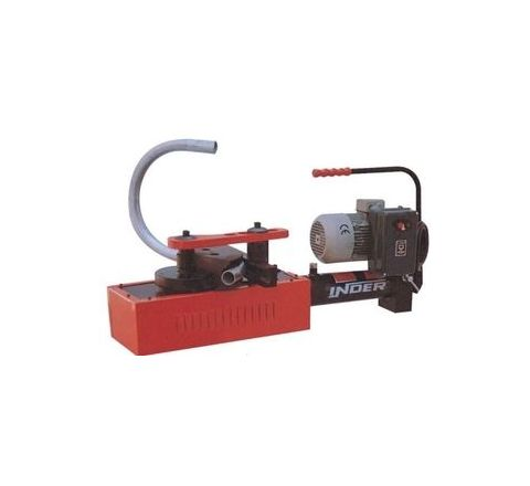 Inder Motorised Pipe Bender with DF Open Bending w/o Formers P-222B by Inder