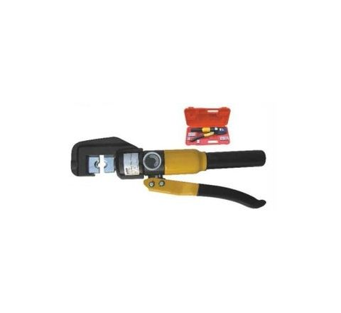 Inder P-255A Crimping Range 4-70 mm² Hydraulic Crimping Plier by Inder