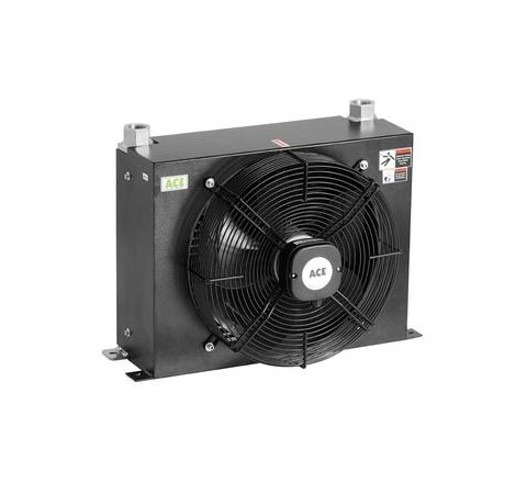 ACE AH-1418 1P Air Cooled Oil Cooler Fan Size 350 mm by ACE