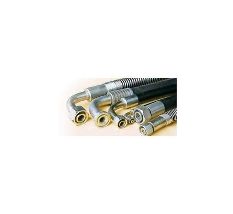 Gates 1 1/2 inch HR 2 ,Reusable / Swaged High Pressure Flexible Hose by Gates