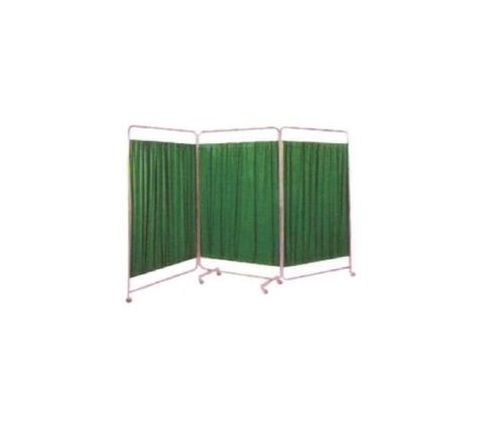SHC Green 3 Pannel Bed Side Screen AKE 125 by SHC