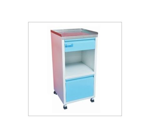 Surgitech Deluxe Type Bed Side Locker SI-140 by Surgitech