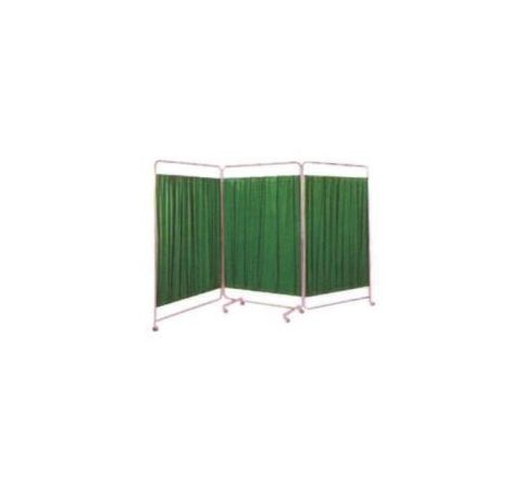 Medfurnish 3 Panel Bed Side Screen MDF 564 by Medfurnish