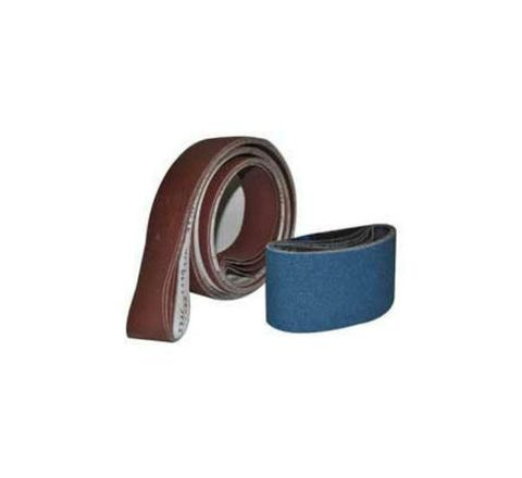Wolcut (Width-150mm , Length-1220mm) Grit-60 Abrasive Cloth Narrow Belts