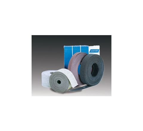 Norton GP102 Bear Premium R347 (Width-100mm, Length-50m) Grit-36 Abrasive Cloth Rolls