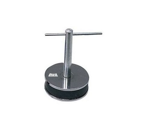 Bharat Tools 862 Round With T-Handle Power Magnet (Dia 75 mm, Thickness 20 mm)by Bharat Tools