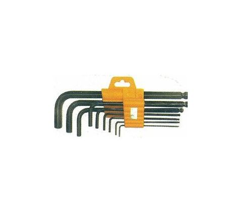 Multitec Allen Key Set 9 Pcs. (Metric) HBLK-100by Multitec