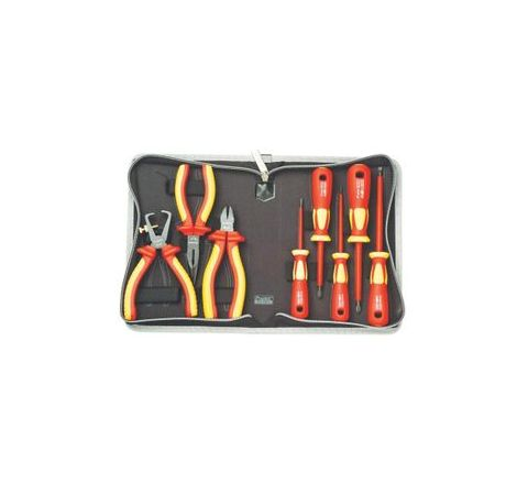 Pro'sKit 1000V Insulated Screwdriver & Pliers Set PK-2801by Pro'sKit
