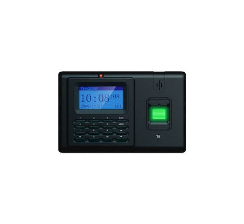 Realtime Biometric Finger Record Capacity 2000 Realtime T6