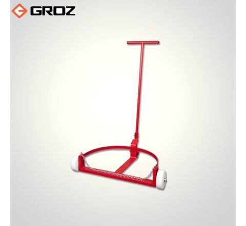 Groz 180 kg/210 litre Low Profile Drum Trolley TRL/55_le_dh_004