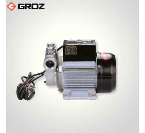 Groz 220 V Continuous Duty Electric Fuel Pump CDP/220/EU_le_fe_021