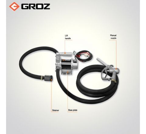 Groz 24 V Electric Diesel Pump EDP/24M/ST_le_fe_024