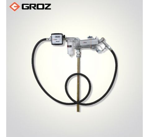 Groz 12 V Heavy Duty Electric Fuel Pump  Upto 57 Lpm FPM/12/FMT/D_le_fe_031