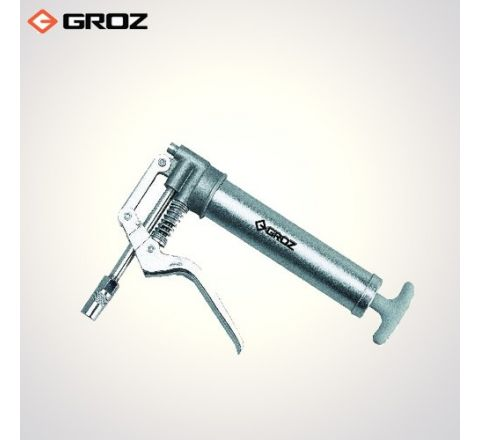 Groz 100 mm Steel Extension Professional Mini Pistol Grease Gun G 16/B_le_ge_042