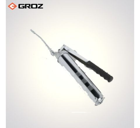 Groz 150 mm Steel Extension Heavy Duty V Series Lever Grease Gun V1R/HD/CP/B_le_ge_049