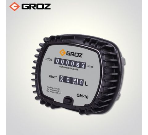 Groz 1 30 LPM Mechanical Oil Meter OM/10/1 2/BSP_le_oe_018