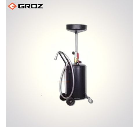 Groz 68 Ltr. Waste Oil Drain  Pressurized WOD/68_le_woh_005